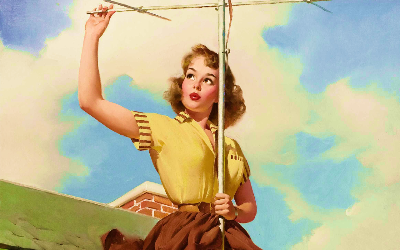time to show up pinups by gil elvgren my undesired dreams. Black Bedroom Furniture Sets. Home Design Ideas